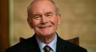 Former Northern Ireland deputy first minister Martin McGuinness dies aged 66