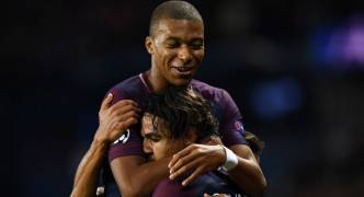 UEFA Champions League Results   Paris Saint Germain 3 – Bayern Munich 0