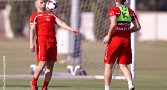 Malta coach Pietro Ghedin finalises 20-man squad
