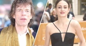 At age 73, rocker Mick Jagger welcomes eighth child