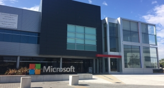 An encounter with Silicon Valley at Microsoft Centre
