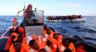 Libyan coastguard intercepts 1,131 asylum-seekers