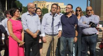 [WATCH] Adrian Delia: Malta is becoming a hub for drug and human trafficking