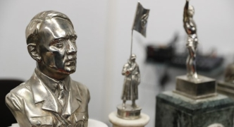 Argentina's biggest haul of Nazi artefacts found in secret room