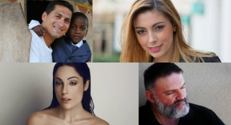 And what will your 2017 resolution be? Actors, writers and leaders open up on their personal and national hopes