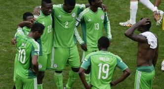FIFA suspends Nigeria federation in leadership row