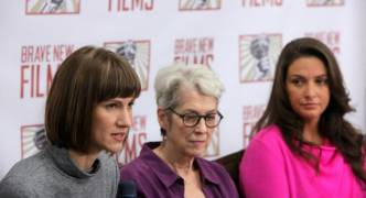 [WATCH] Trump accusers demand Congress investigate sexual misconduct claims