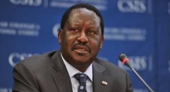 Kenya's Odinga calls for strike amid election dispute