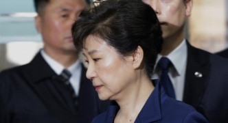 Court to decide whether to arrest ousted South Korean President Park