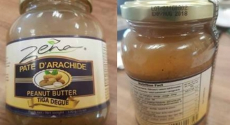 Batch of peanut butter found to contain elevated levels of carcinogen
