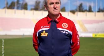 Malta coach Ghedin names 23-man squad