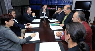 Delia and Cacopardo say political parties must work together in country's interest