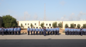 120 new recruits join the police force