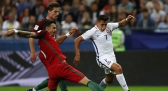Confederations Cup | Portugal 0 – Chile 3