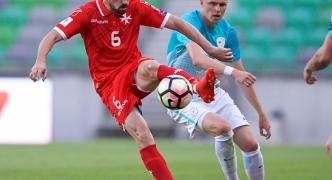 World Cup Qualifier | Slovenia 2 – Malta 0