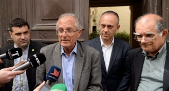 Cacopardo: coalition deal has '30% chance'