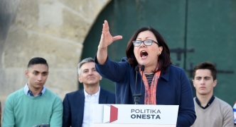 In the Press: Marlene Farrugia to launch new 'orange' party