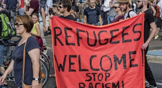In 2017   Immigration will reveal the crisis of human rights inside our societies