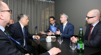 In Malta speech, Hungary PM Orban warns against 'invasion of Muslim migrants'