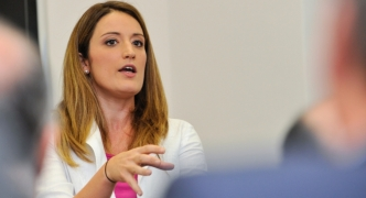 Metsola appointed vice-president of EP Petitions Committee