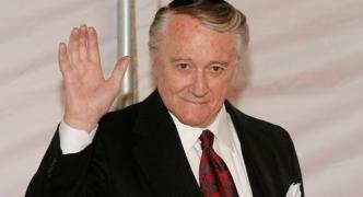 Robert Vaughn dies: 'Man from U.N.C.L.E.' star passes way at 83