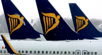 Ryanair announces three new routes for Malta winter schedule