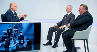 [WATCH] Robert Arrigo acknowledges PN has a problem as Toni Bezzina emphasises importance of meeting people