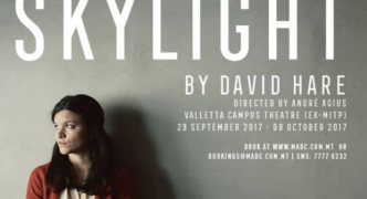 MADC to stage David Hare's award-winning play Skylight