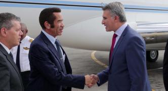 Botswana President starts Malta state visit