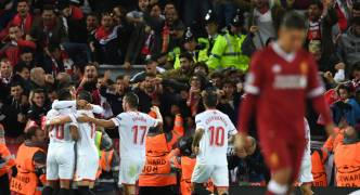 UEFA Champions League | Liverpool 2 – Sevilla 2