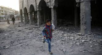 [WATCH] Syria: the situation worsens in Ghouta as they are on 'brink of disaster'