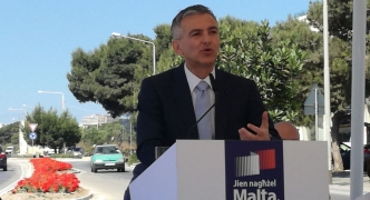 [WATCH] Busuttil challenges FIAU to publish unconcluded report