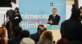Simon Busuttil: 'PN open to all those who are against Joseph Muscat'