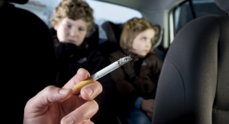 Tobacco industry supports ban on smoking in vehicles with children