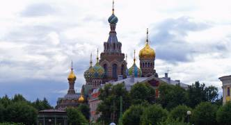 The Native | Maria Shebets shows us around St Petersburg