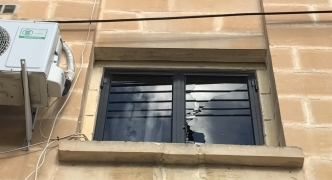 Gunshots fired at Ta' Giorni apartment