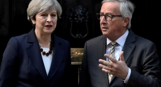May wants 'deep and special relationship' with EU