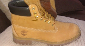 Consignment of fake Timberland shoes to be destroyed
