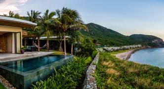 A little bit of luxury in Vietnam