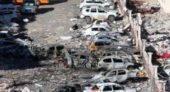 Over 20 detained in Turkey car bomb attack