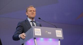 EU leaders throw down the gauntlet to eurosceptics: 'EU vital for sovereignty'