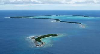 Climate change and islands