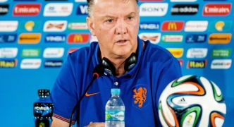 BRAZIL v NETHERLANDS: Better to lose 7-1 than in penalty shootout, Van Gaal says