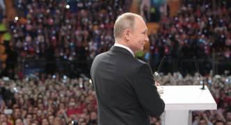 Vladimir Putin to seek re-election for 2018 Russian presidency