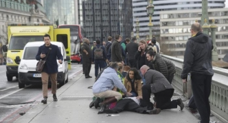 Update 2   Eight arrested after Westminster terrorist attack leaves four dead