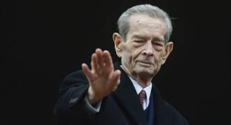 King Michael of Romania dead at 96
