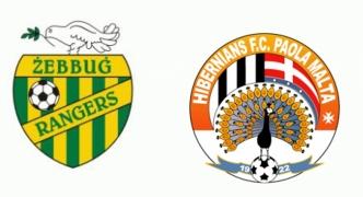 Zebbug no match for  leaders Hibernians