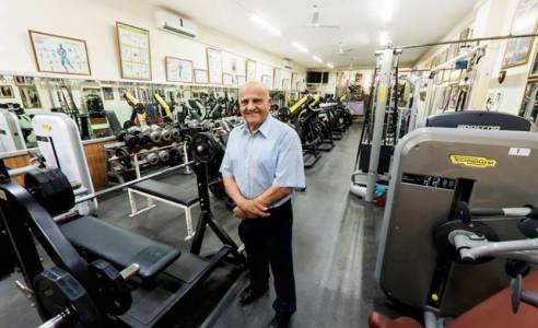 Bertu's Gym: 35 years and still going strong