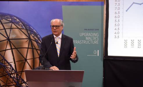 [WATCH] Scicluna says 'trust the market' on Malta's rising rental prices