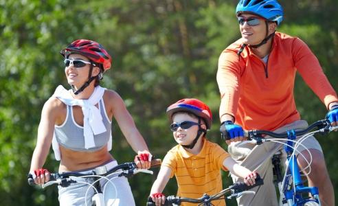 Medical study calls for mandatory helmets for children